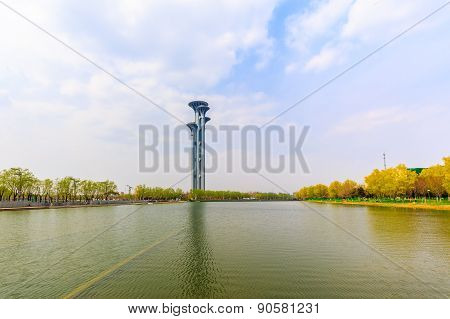 Beijing Olympic Park Observation Tower