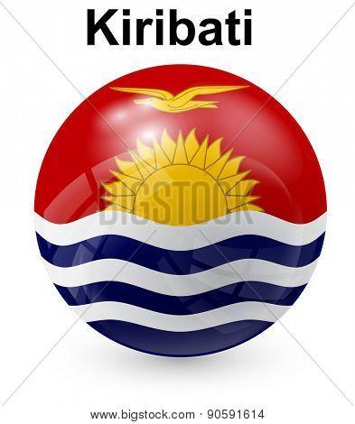kiribati official state flag