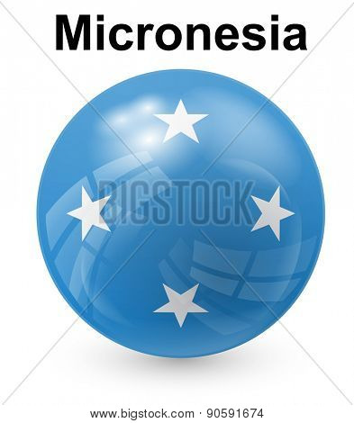 micronesia official state flag