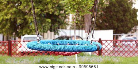 Seesaw, Swing
