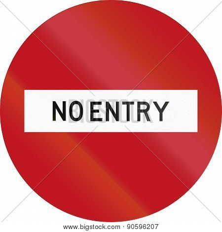No Entry In Botswana