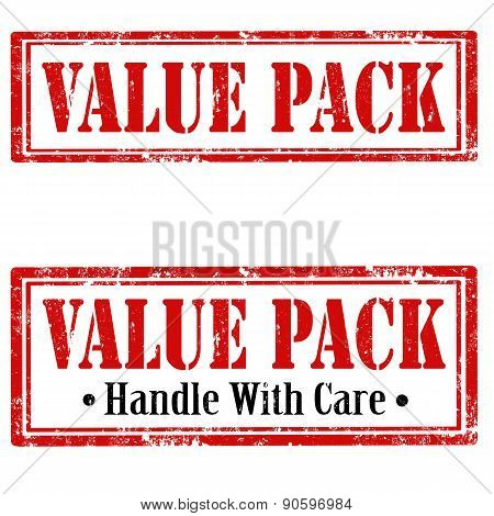 Value Pack-stamps