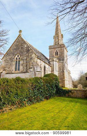 Little Bredy Church
