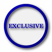picture of exclusive  - Exclusive icon - JPG
