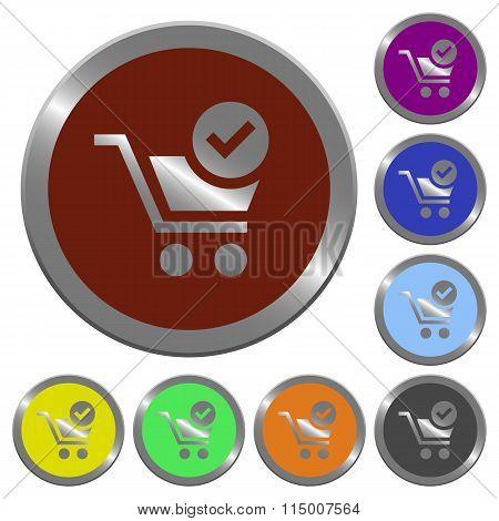 Color Checkout Buttons