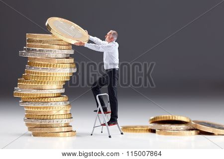 Investment Of Money III