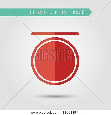 Cosmetic icon