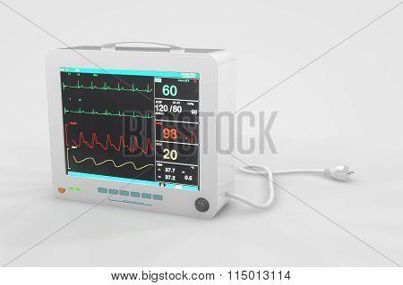 Ekg Heart Rate Monitor