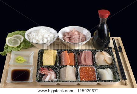 Traditional Japanese table