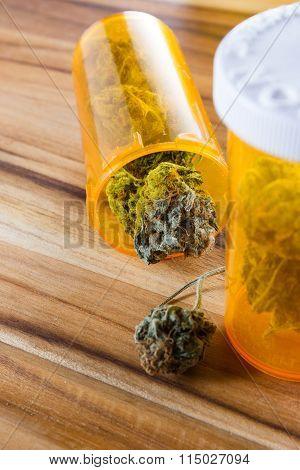 Medicinal Cannabis Or Marihuana