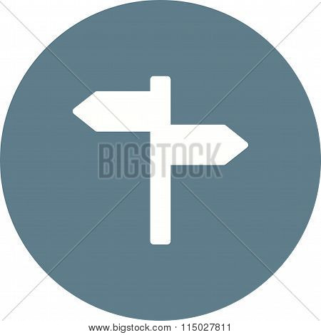 Post Sign
