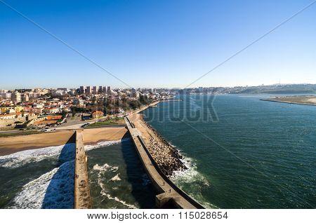 Foz of Douro, Porto, Portugal