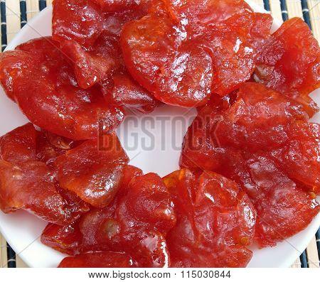Vietnamese Food,tet, Tomato Jam, Vietnam Traditional