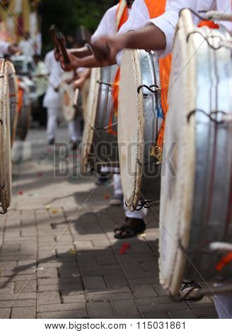 Ganapati Procession Dhol