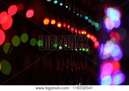 Festive Wire Mesh