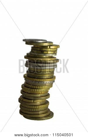 Mass Of Coins