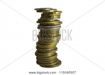 Stockpile Of Coins