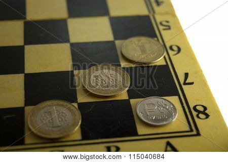 Checkmate For Russian Rouble.