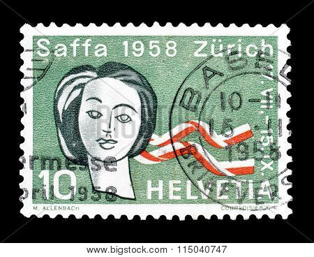 Switzerland 1958