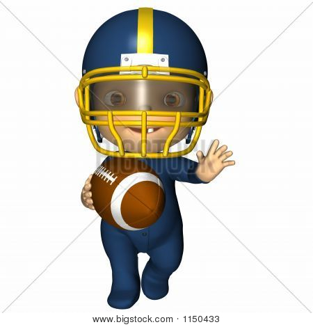 Baby - First Football