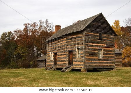 James K Polk Birthplace