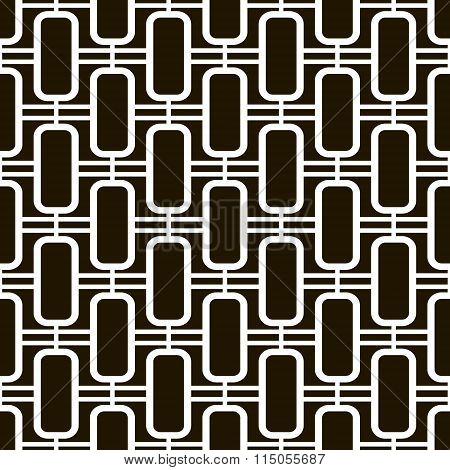 Seamless Pattern Of Elegant Lattice