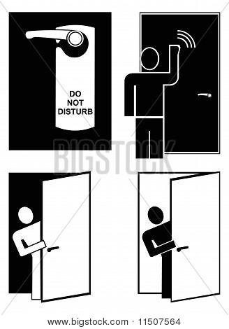 Do Not Disturb - Icons