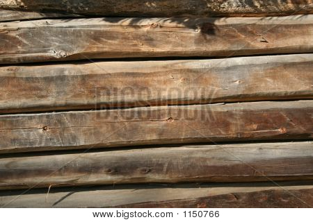 Wall From Beams
