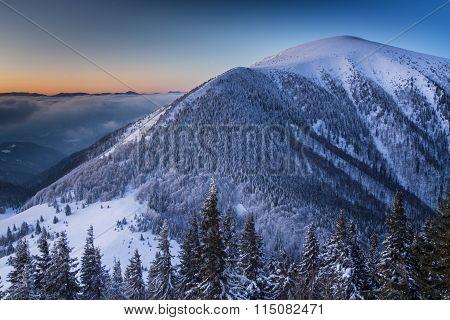 Mala fatra mountain