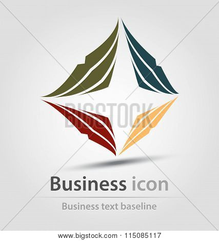 Perspective Business Icon