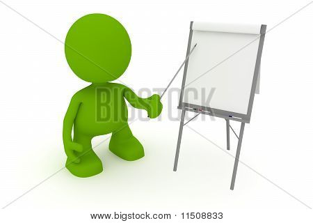 Flip Chart Presentation