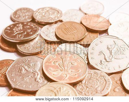Pounds Picture Vintage