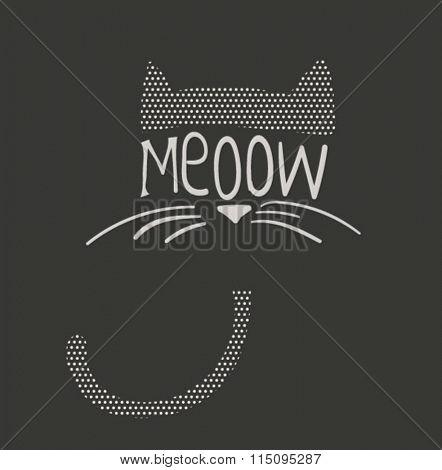 cutie cat illustration 3