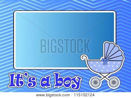 Frame For Baby Stroller For The Boy
