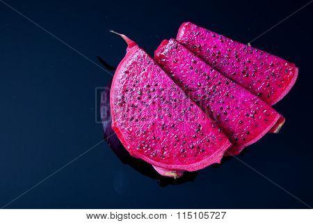 Fresh Red Dragon Fruit