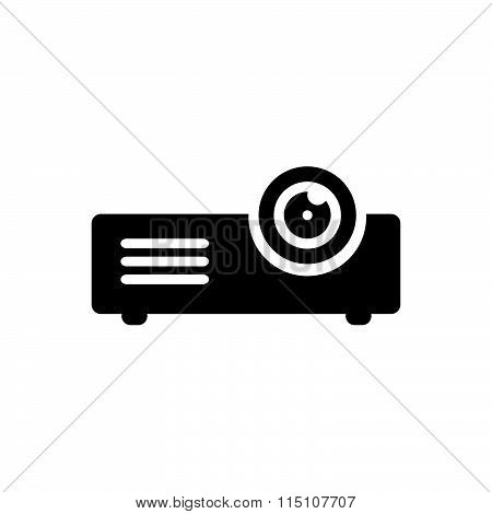 Projector Vector Icon
