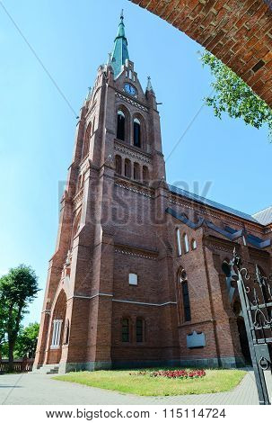 Catholic Church Of Assumption Of Virgin Mary, Palanga, Lithuania