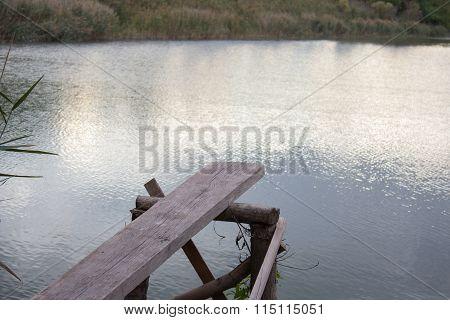 Springboard On The Lake