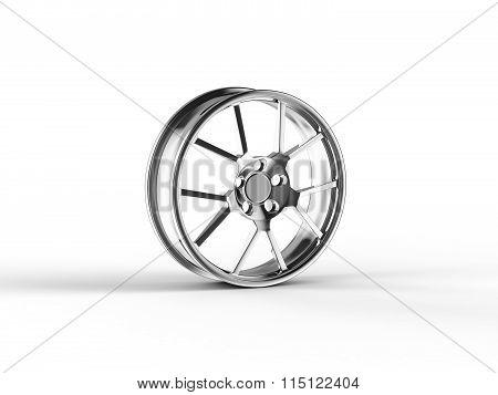 Car alloy rim