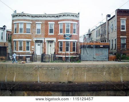 Residential Buildings In Brooklyn