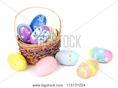 Assortment Of Easter Eggs