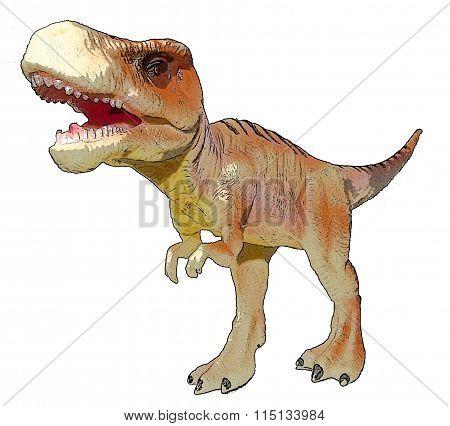 Dino Tyrannosaurus