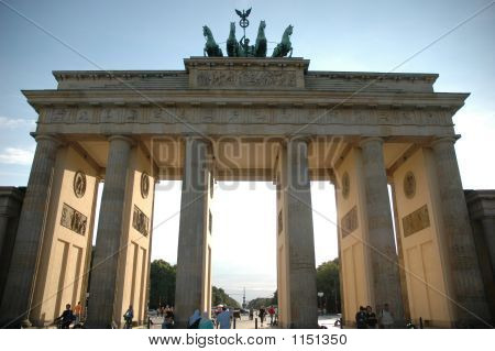 Brandenburger Tor/Gate