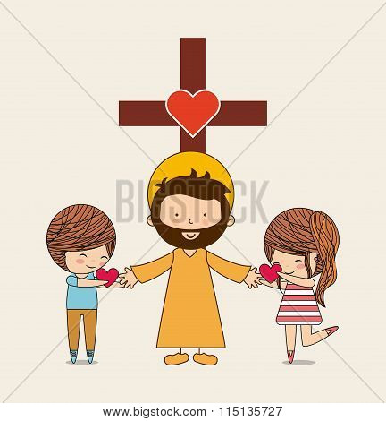 Catholic love design