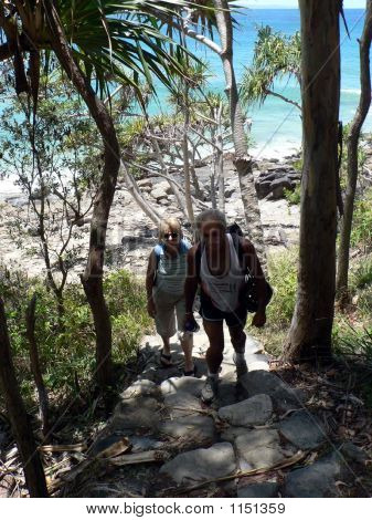 Seniors Hiking Noosa2