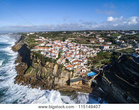 Azenhas Do Mar, Sintra, Portugal