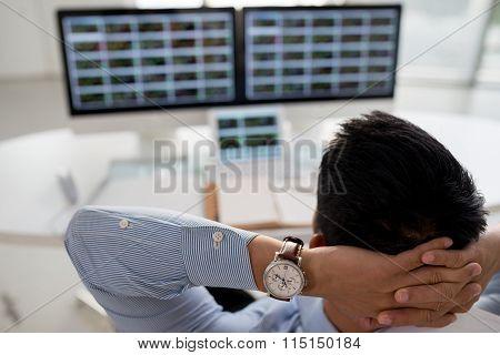 Following Stock Market