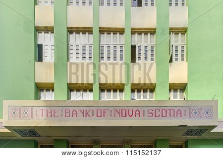 The Bank Of Nova Scotia - San Juan, Puerto Rico
