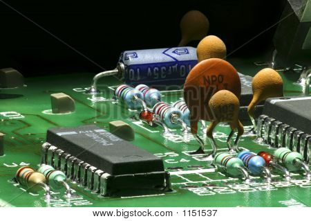 Printed Circuit Components