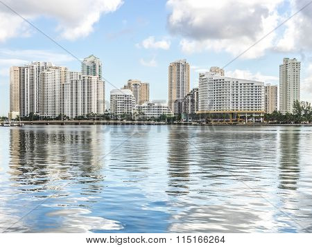 The Brickell Key